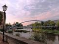 Die Weser in Hameln