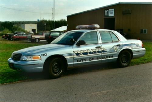 MN - Eveleth Police