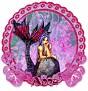 Anna Floral-Maid Lavender