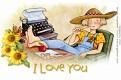 MyDesk-I Love You stina0907