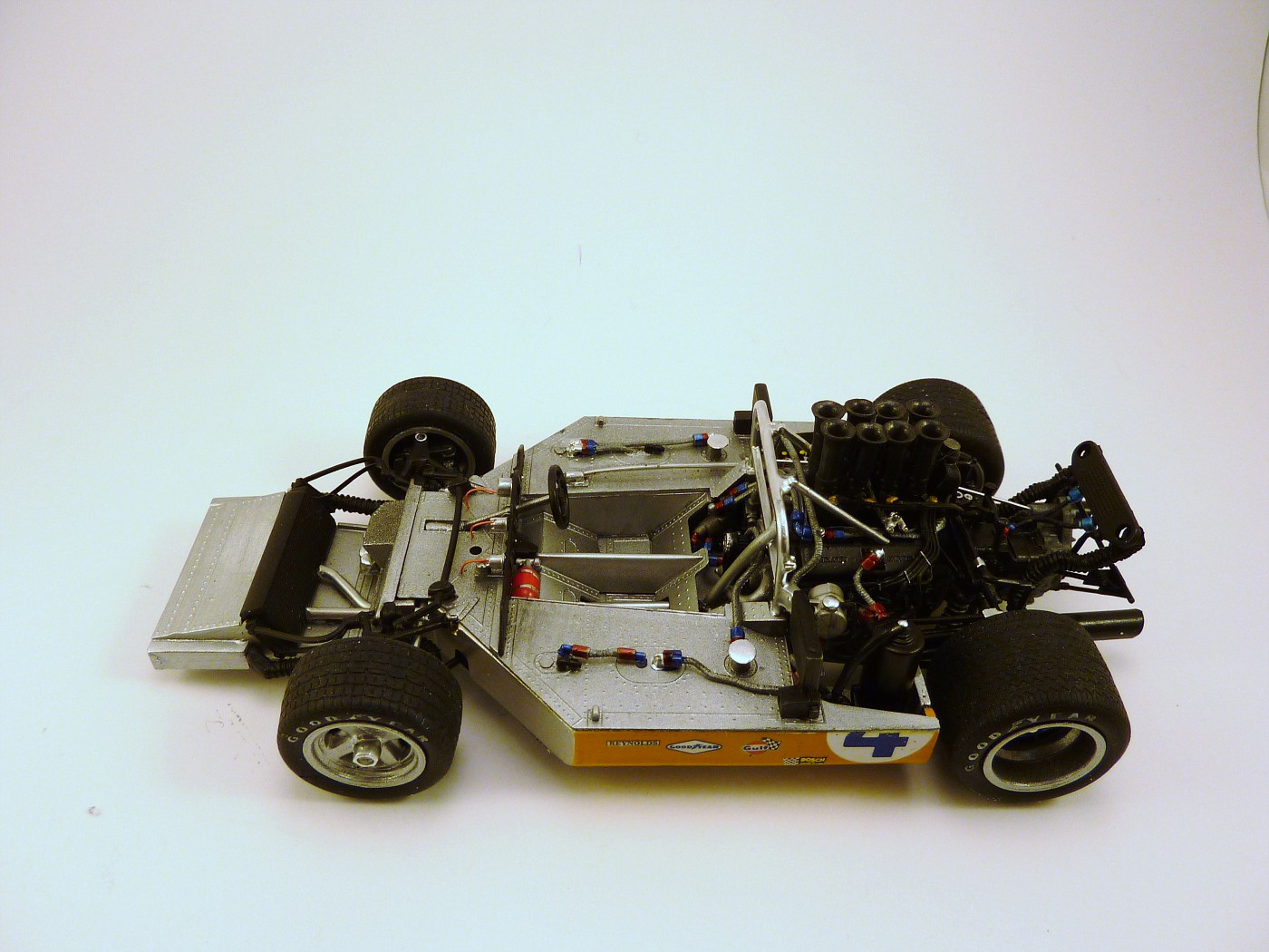 Mc Laren M8 B Can Am 71  Chassis3Mclarenm8b002-vi