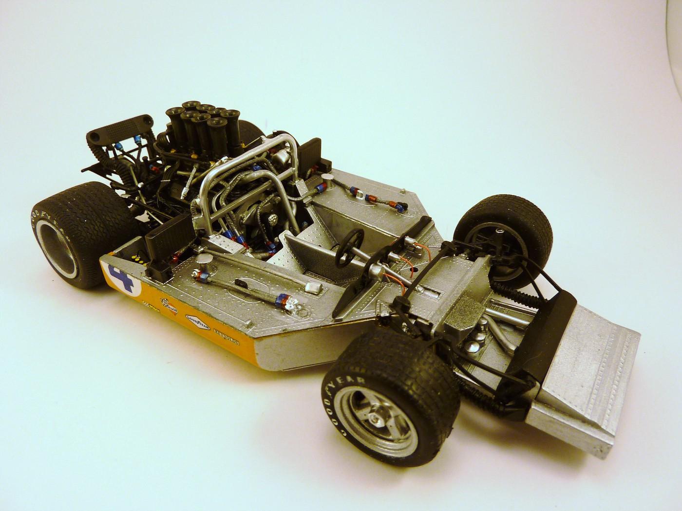 Mc Laren M8 B Can Am 71  Chassis3Mclarenm8b006-vi