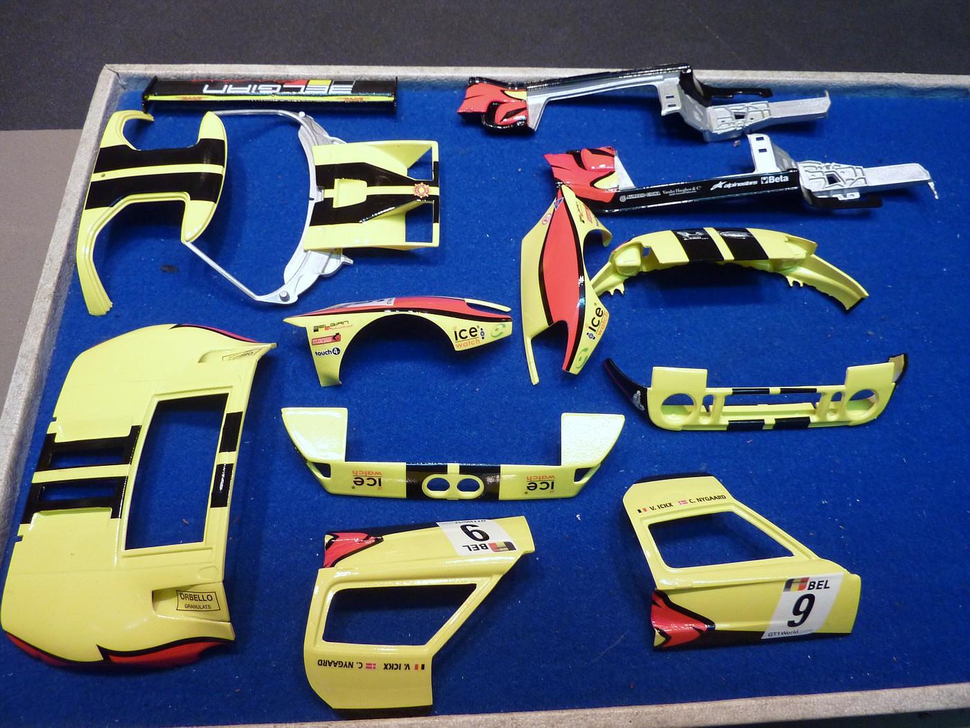 Ford gt1 Belgian racing ProjetFordgt1Belgianracing001-vi