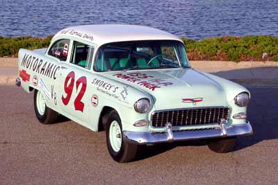 1955 Chevrolet NASCAR exfrpass34
