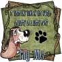 dcd-Tag Me-Happy Dog