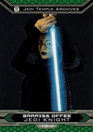 Chrome Perspectives Jedi vs  Sith #12J (1)