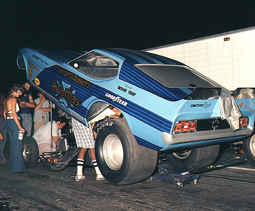 Blue Max 73 Mustang FC 3