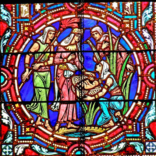 SAINTS PETER AND PAUL CHURCH - STAINED GLASS - 24