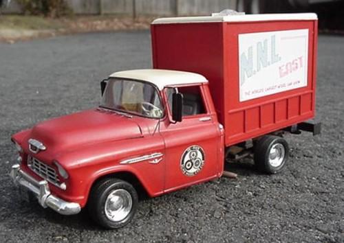 NNL East Crew Truck... coming through!