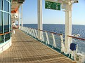 Suuny Promenade on Chesapeake Bay