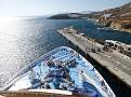 LOUIS OLYMPIA bow Mykonos New Port 20120716 004