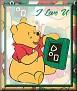 Pooh ClippoohTagI Love U
