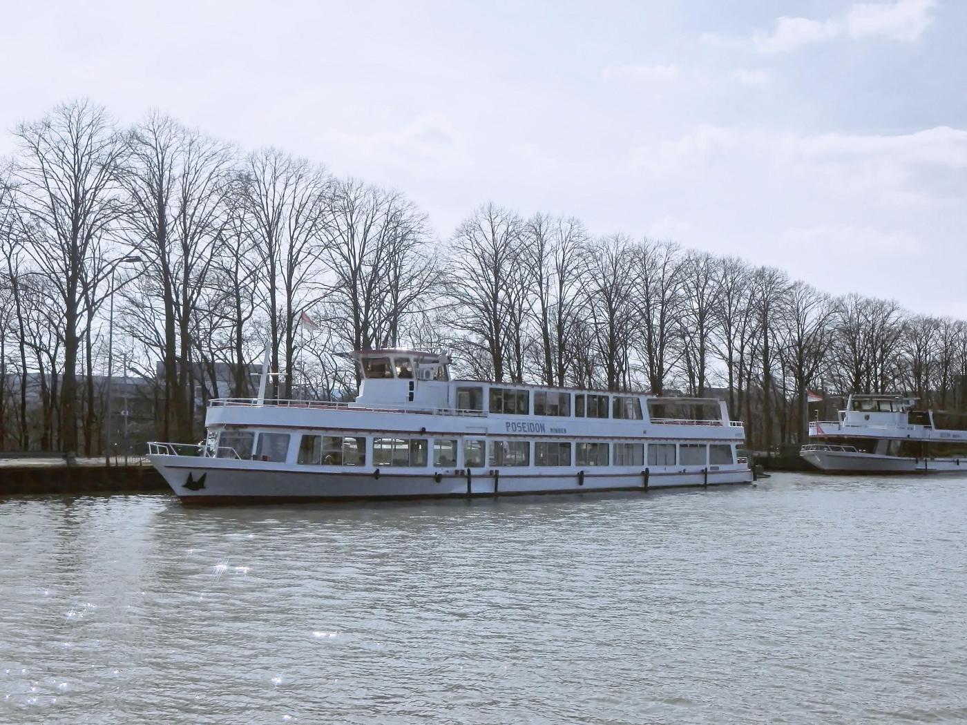 Fahrgastschiff Poseidon
