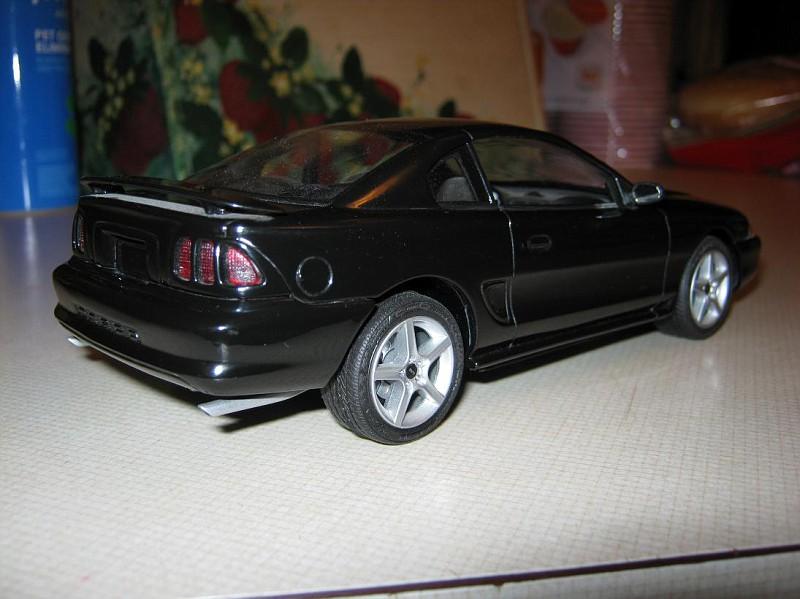 98 mustang model 003