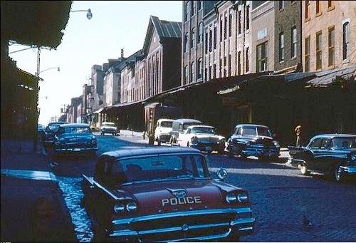 PA- Philadelphia Police 1958 Ford