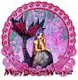 MistyDreamWeaver Floral-Maid Lavender-MC