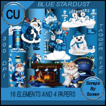 sbs blue stardust prets