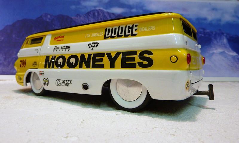 Van Moon  Dodge choppé racer Bonneville  024-vi