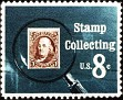 USA 1972 Stamp Collecting