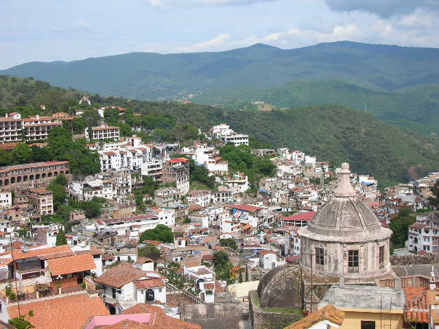 One more time - A generic view of Taxco
