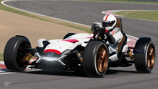 2015 Honda Project 2&4 Concept Powered by RC213V