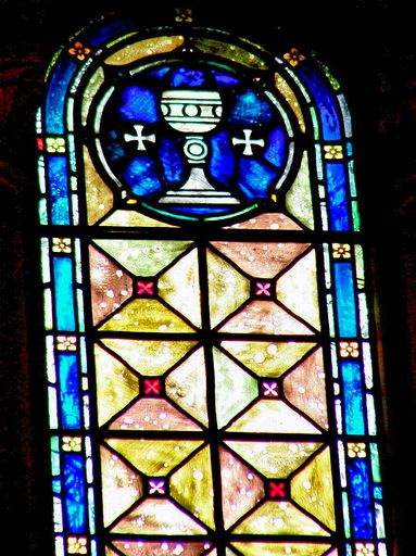 SAINTS PETER AND PAUL CHURCH - STAINED GLASS - 57