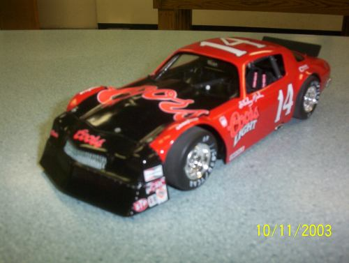 Sterling Marlin late model