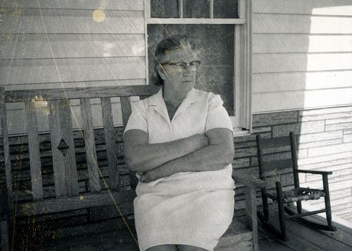 10-Edna Marie (ANDERSON) Foust (1904-1970)