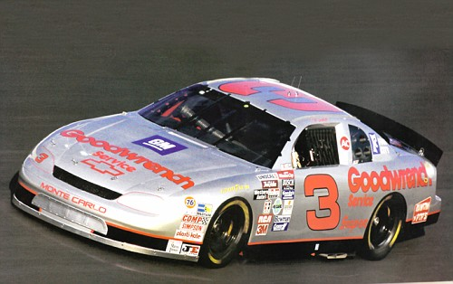 memorable nascar paint schemes through the years racing. Black Bedroom Furniture Sets. Home Design Ideas