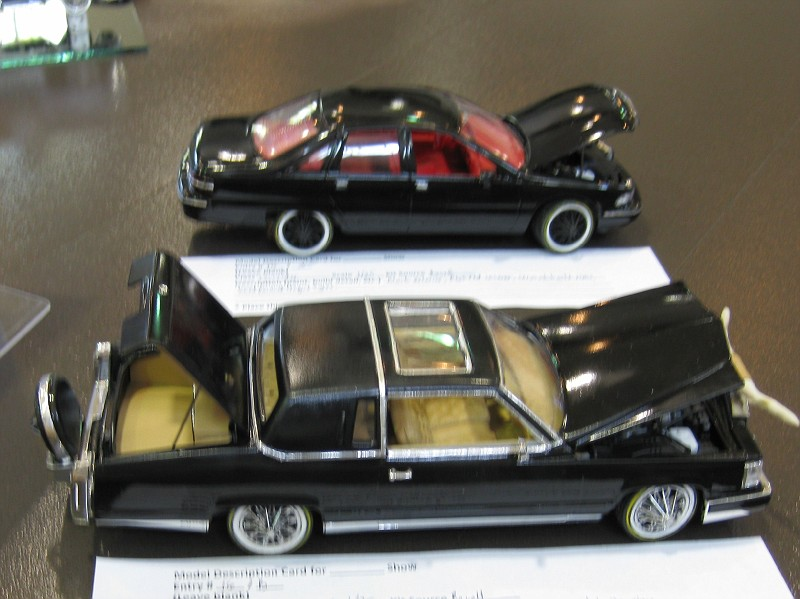 HAMS 3rd Annual Model Car Show 005