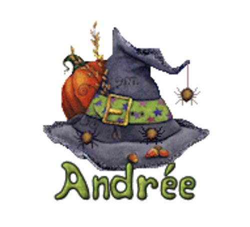 Andree (MC) - CuteWitchesHat