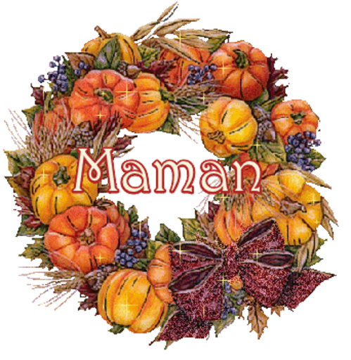 Maman - I LOVE FALL-Sandra