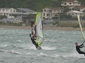 Windsurfing on Porirua Harbour
