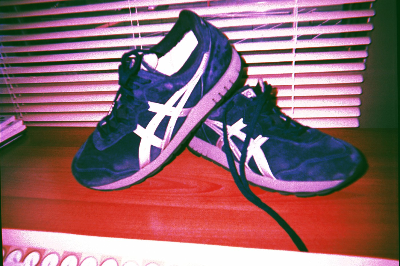 Asics-Tiger the Tiger (late 90's Re-issue)