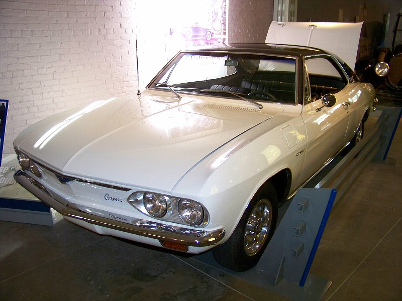 1966 Fitch Corvair
