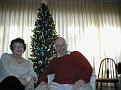 Jackie & Donald Sampson Christmas 2007