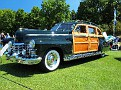 1949 Cadillac Series 75 Limousine by Schwartz owned by Linda & Richard Kughn