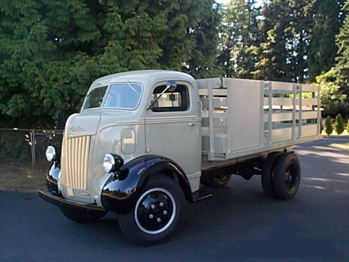 Ford Cabover Vi