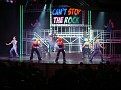 Cant Stop the Beat Show in the Orpheum Theater