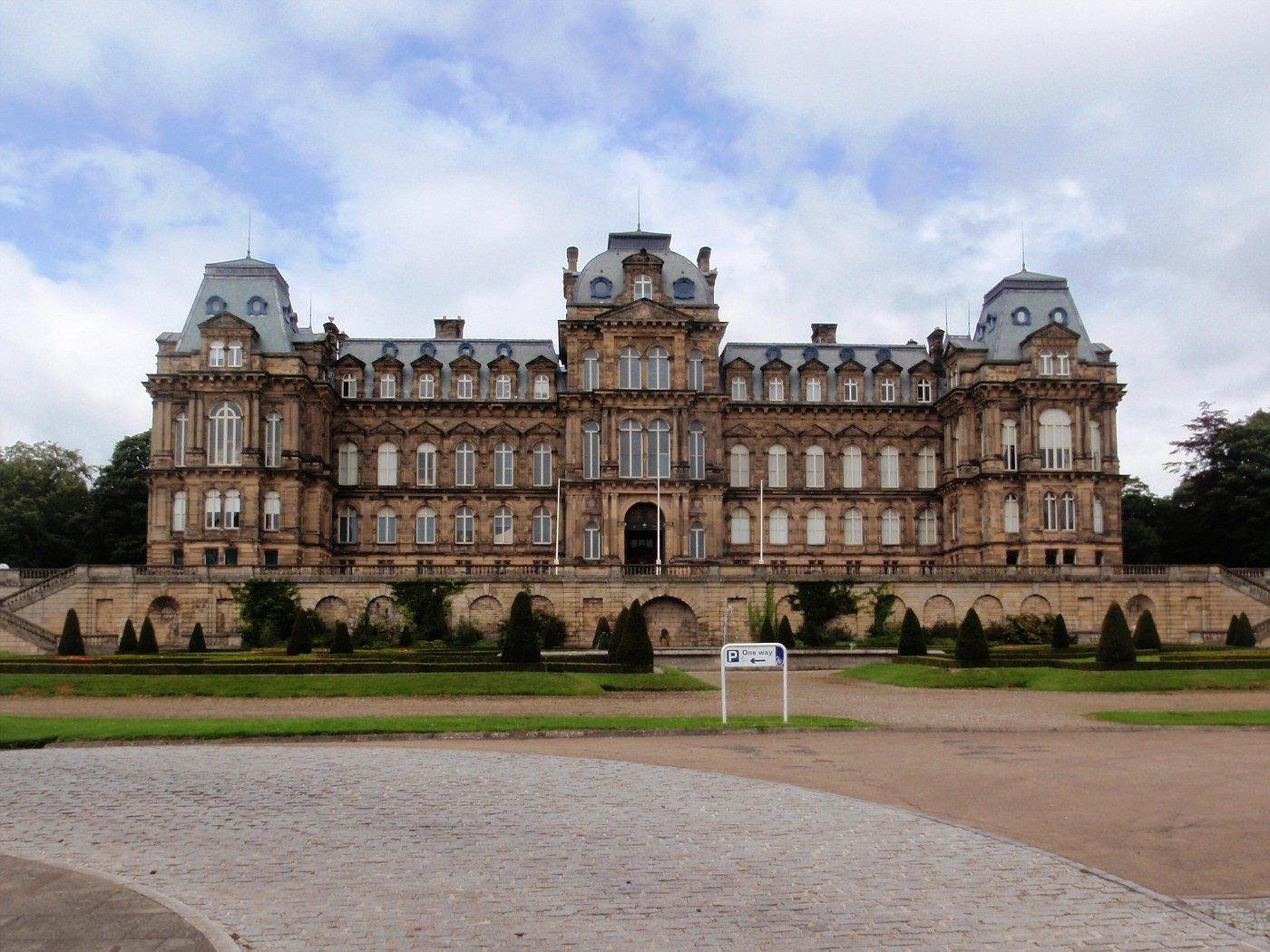 The Bowes Museum of Barnard Castle